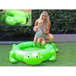 Airtime Inflatable Frog Pool