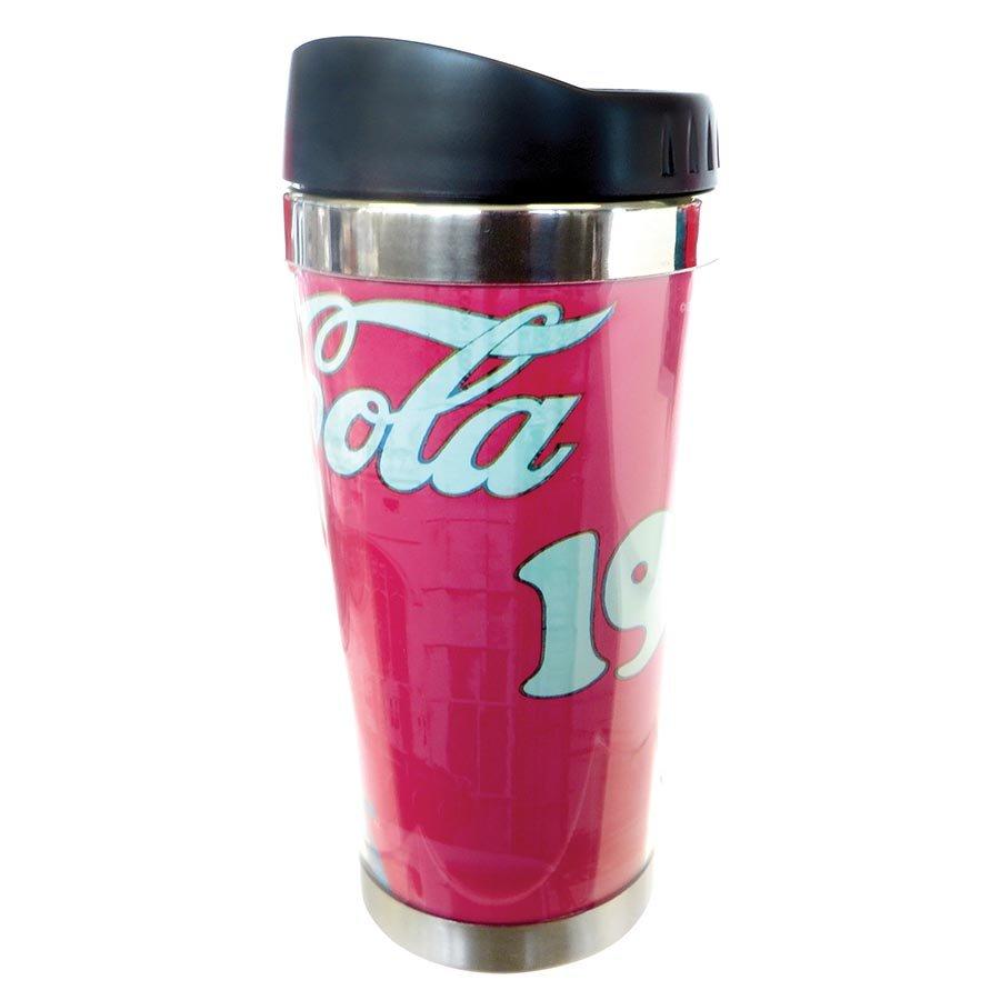 Coca Cola Thermo Cup Big Truck Design Kidscollections