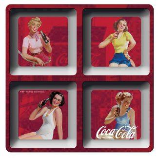 Coke Snack Tray