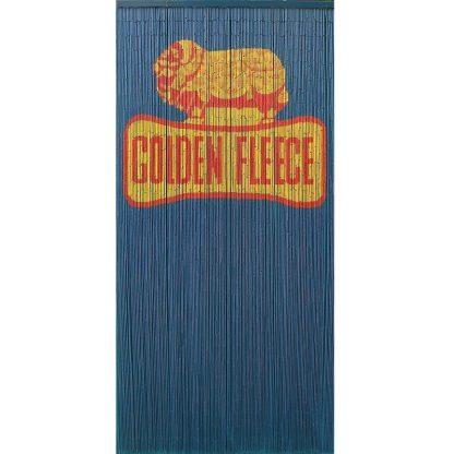 Golden Fleece Bamboo Door Curtain