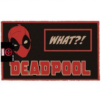 Marvel Comics Deadpool What?! Doormat