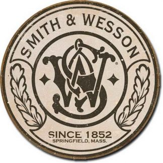 Smith & Wesson Round Sign