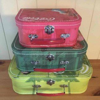 Coke Storage Cases