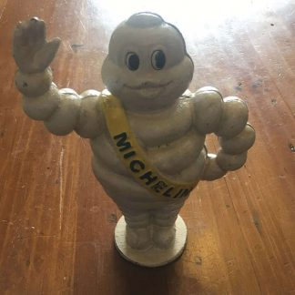 Cast Iron Michelin Man Bank