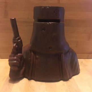 Cast Iron Ned Kelly Bank