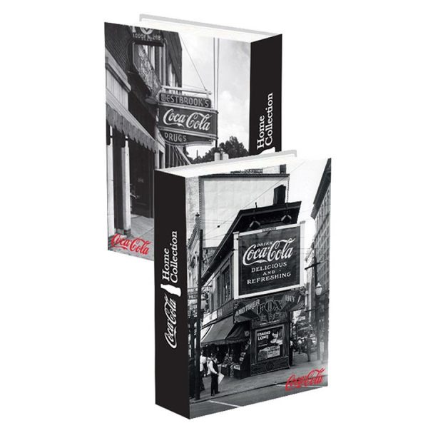 Coca Cola Storage Book