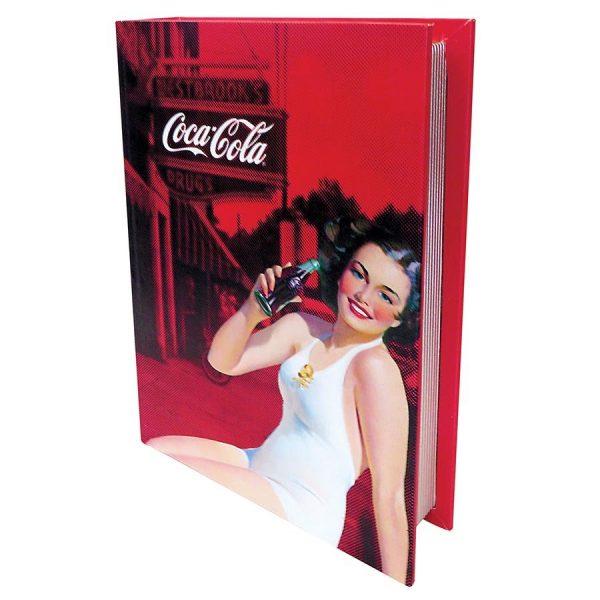 Coke Storage Book