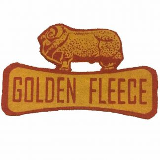 Golden Fleece Doormat