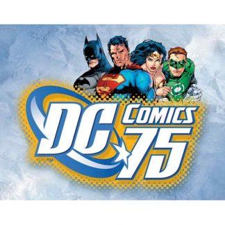 Batman DC Comics 75th Anniversary Metal Tin Sign