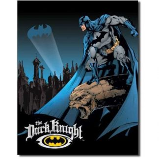 Batman The Dark Night Metal Tin Sign