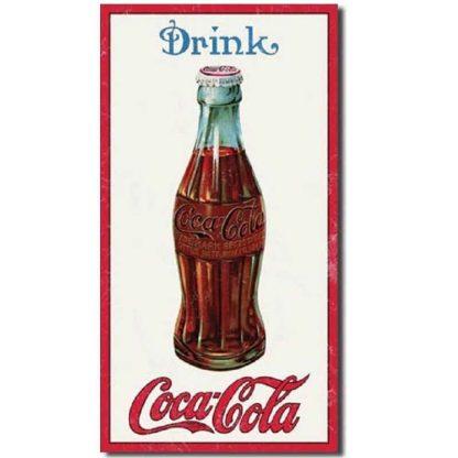 Coke 1915 Bottle Sign