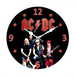 ACDC Clock