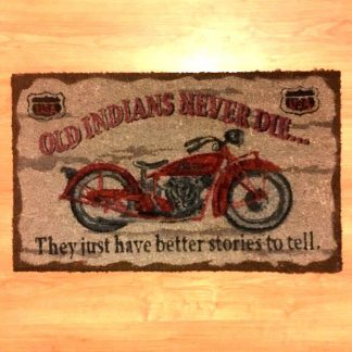 Indian Motorcycle Doormat