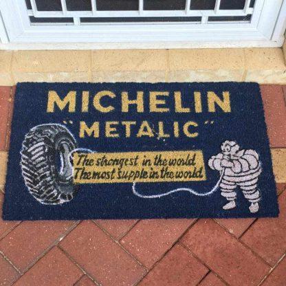 Michelin Metalic Doormat