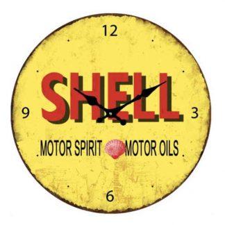 Shell Clock