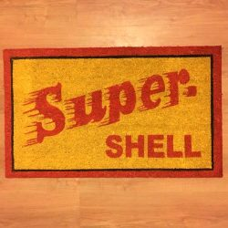 Super Shell Doormat