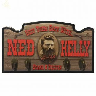 Ned Kelly Key Holder