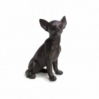 Polyresin Chihuahua Model