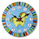 Pony Wall Clock