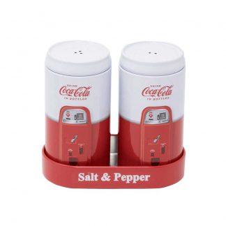 Coke Salt & Pepper Shakers