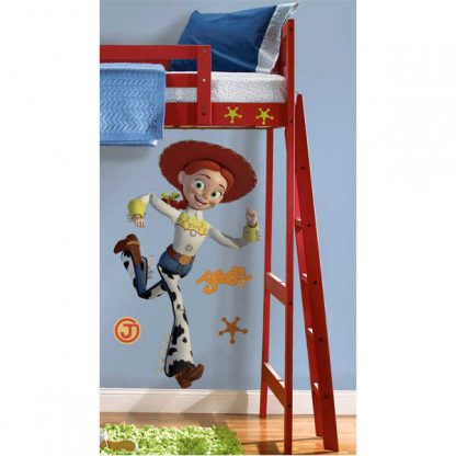 Toy Story Jessie Giant Wall Stickers