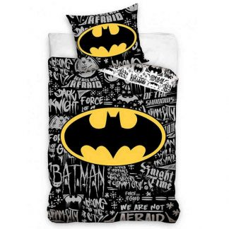 Batman Urban Single Quilt Cover