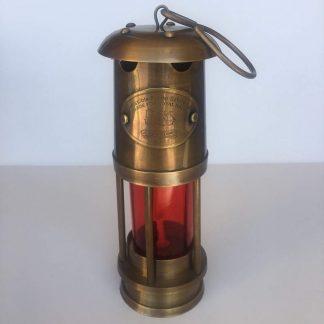 Brass Port Ships Lantern Kerosene
