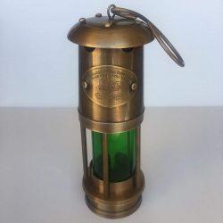 Brass Starboard Ships Lantern Kerosene