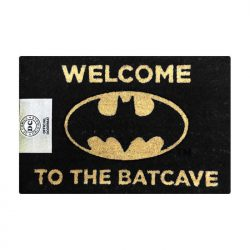DC Comics Batman Batcave Doormat