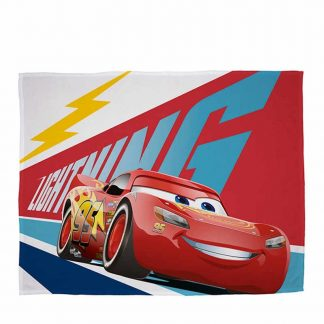 Cars 3 Lightning Fleece Blanket