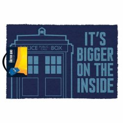 Doctor Who Doormat