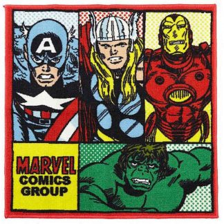 Marvel Comics Retro Rug