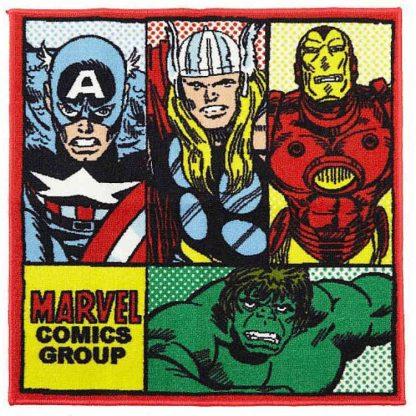 Marvel Comics Retro Rug