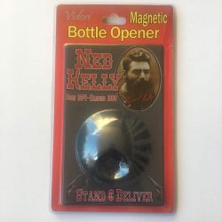 Ned Kelly Magnetic Bottle Opener Kidscollections