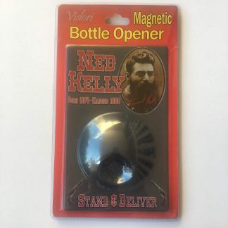 Ned Kelly Magnetic Bottle Opener