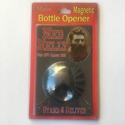 Ned Kelly Magnetic Bottle Opener