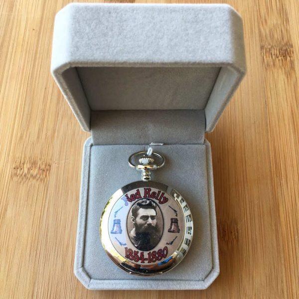 Ned Kelly Pocket Watch