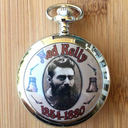 Ned Kelly Pocket Watch