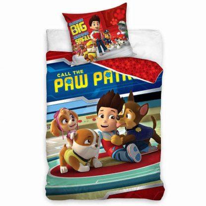 Paw Patrol Single Quilt