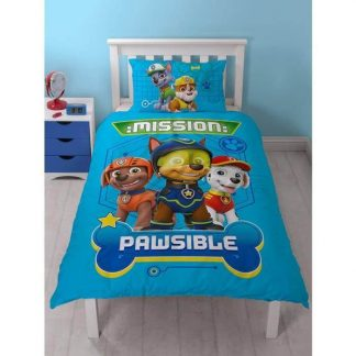 Paw Patrol Spy Single Quilt Cover