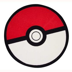 Pokemon Pokeball Rug