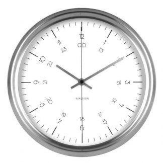 Karlsson Nautical White Wall Clock