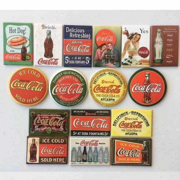 Coke Fridge Magnets