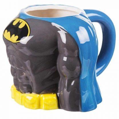 Batman Chest Moulded Coffee Mug