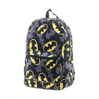 Batman Logo Quick Turn Back Pack