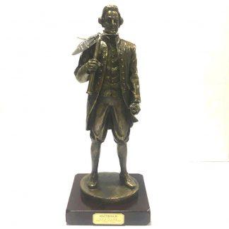 Captain James Cook Bronze Figurine