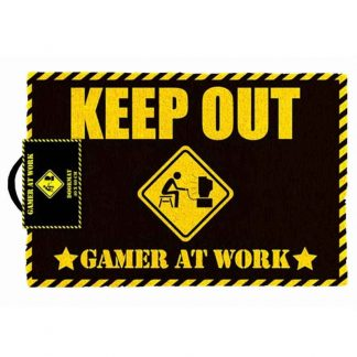 Gamer At Work Doormat