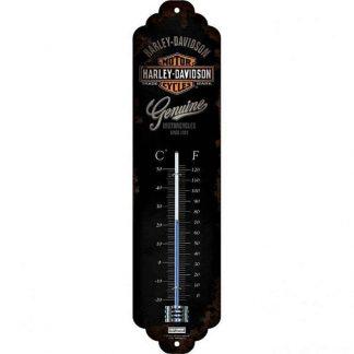 Harley Davidson Genuine Thermometer