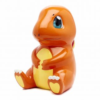 Pokemon Money Bank Charmander 8″ Ceramic