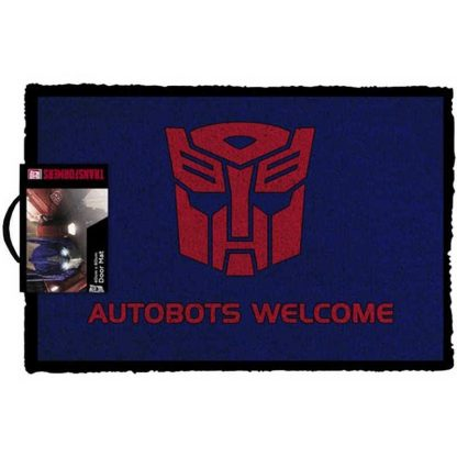 Transformers Autobots Welcome Doormat